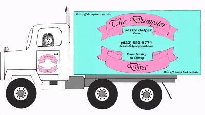 The Dumpster Diva